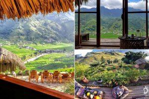 TOP 5 resort nhất định phải đến ở Sapa