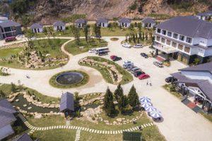 Thảo Nguyên Resort – Điểm đến lý tưởng cho mùa hè