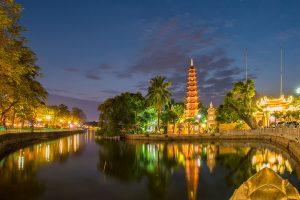 1 ngày du lịch Hà Nội nên đi đâu?