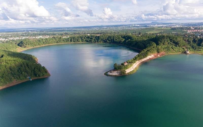 Biển Hồ Tơ Nưng