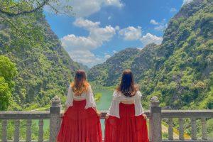 Review du lịch Ninh Bình cùng cô bạn thân!