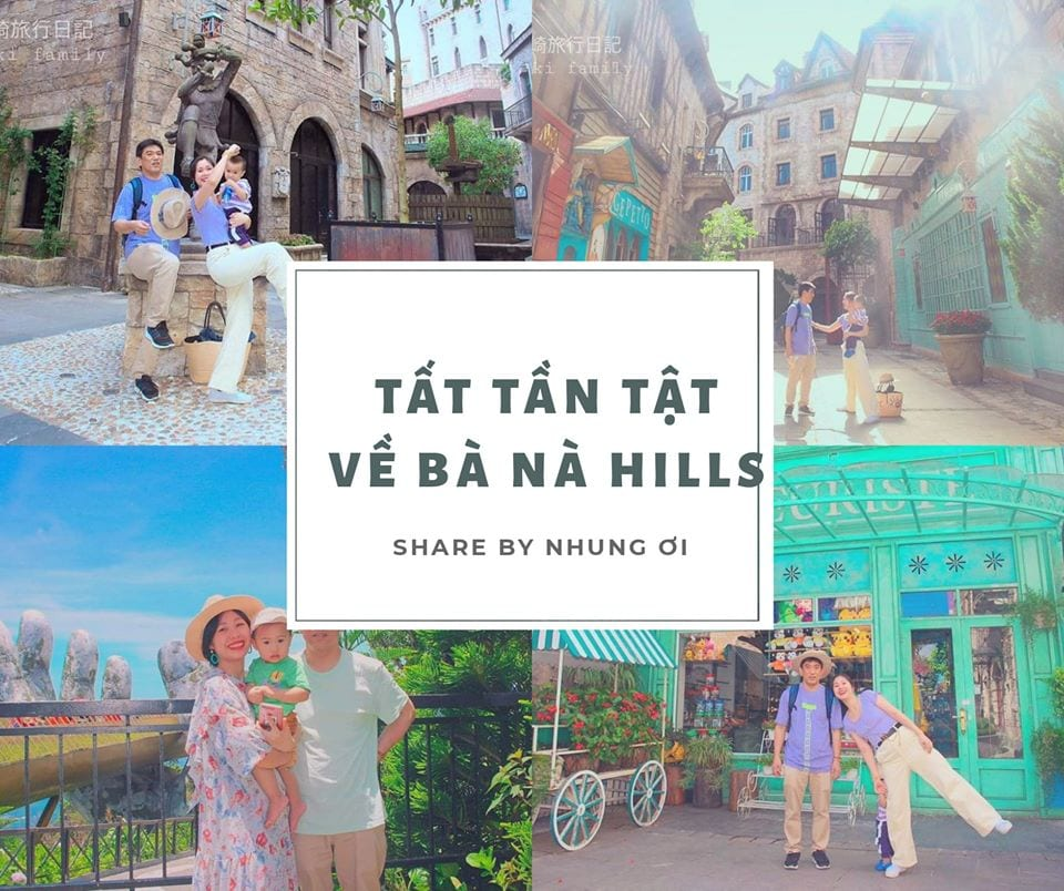 review du lich ba na hills