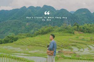 Pù Luông – nàng thơ xứ Thanh