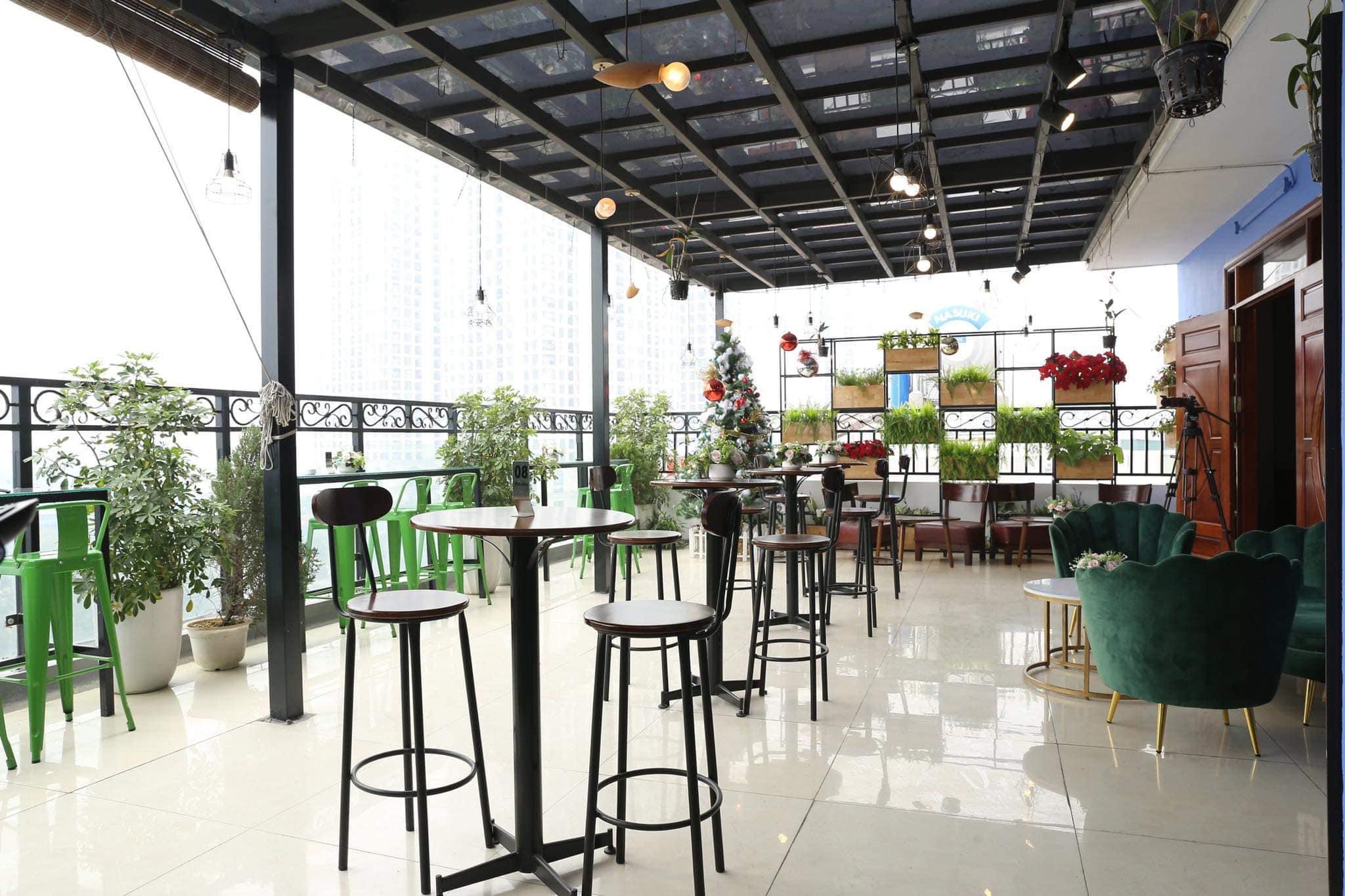 Green View Coffe
