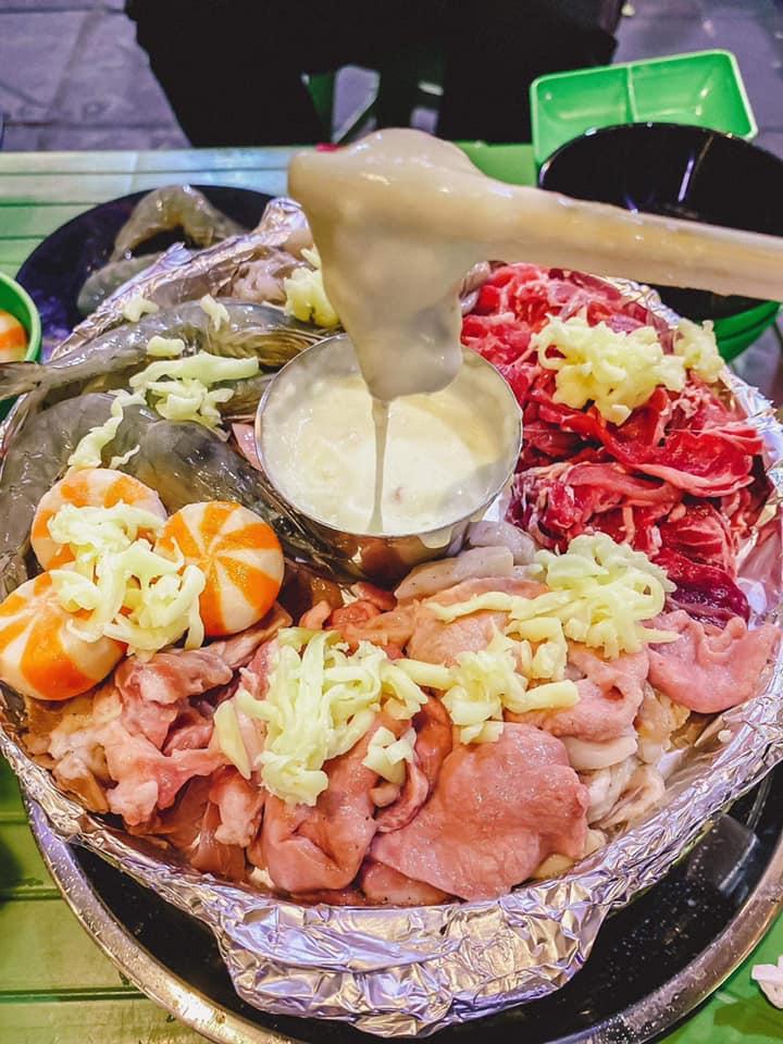buffet nuong ngon 50 yen phu