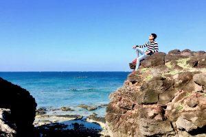 Mùa đi biển và Phú Quý là một lựa chọn không bao giờ làm bạn thất vọng