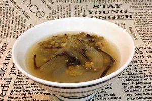 Cách nấu chè đậu xanh nấm mèo ngon bổ dưỡng
