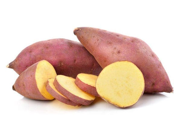 nấu chè đậu xanh với khoai lang | Món Miền Trung