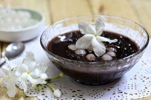 Cách nấu chè đậu đen trân châu ngon giải khát ngày nóng