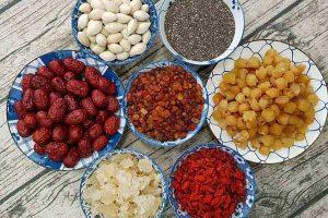 Cách nấu chè dưỡng nhan 12 vị ngon tốt cho sức khỏe