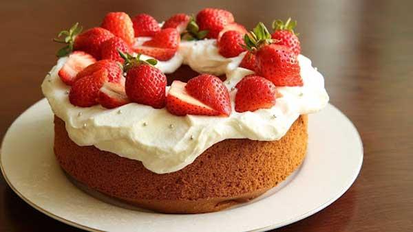 Cách làm bánh kem thơm ngon tại nhà