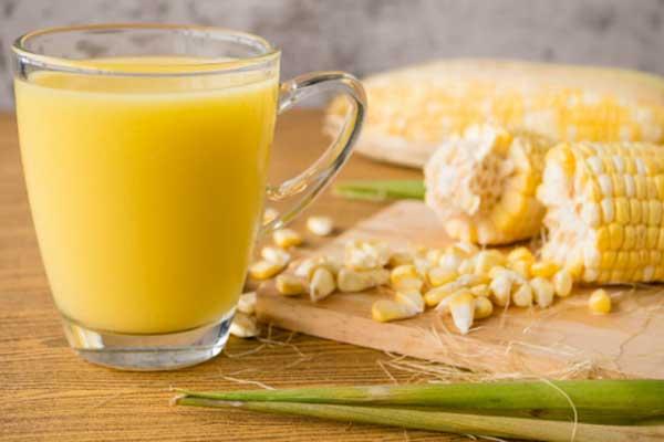 Sữa bắp là gì ?